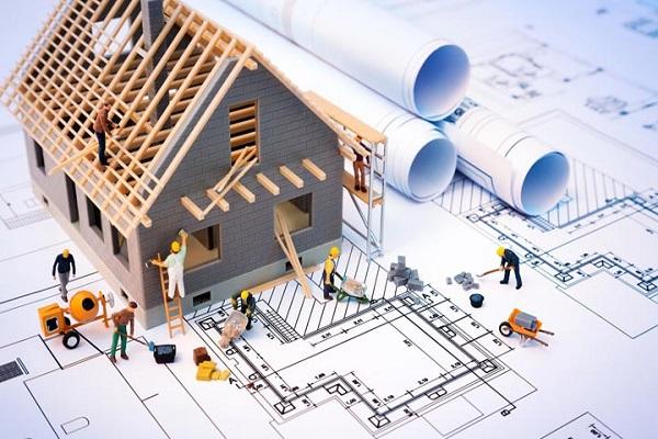 Chi phí xây nhà bao gồm rất nhiều hạng mục