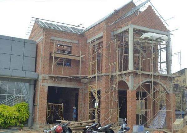 Mơ xây nhà mới đánh con gì trúng lớn