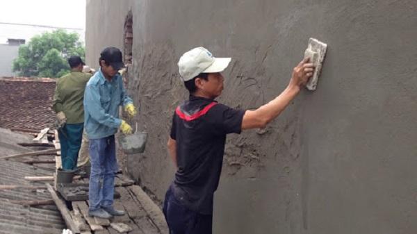 Mức giá cho việc xây dựng tường