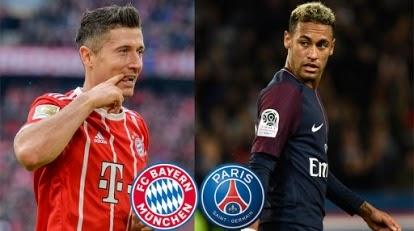 Cuộc đại chiến giữa Bayern Munich và PSG