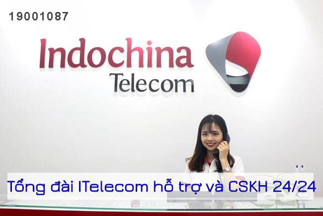 Tổng đài hỗ trợ dịch vụ ITelecom