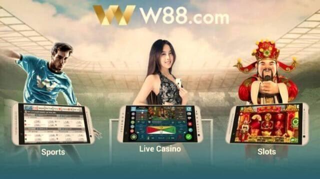 Đánh giá sòng bạc online W88