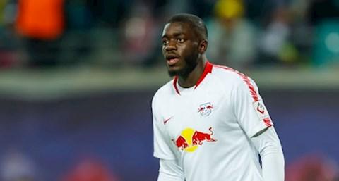 Upamecano cầu thủ 21 tuổi người Pháp