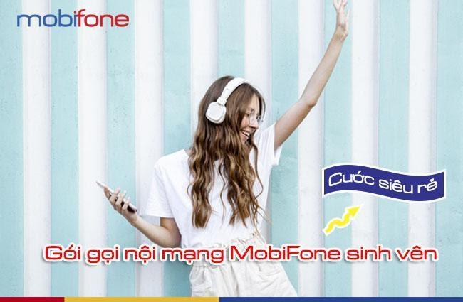 Đăng ký gọi nội mạng Mobifone sim sinh viên 4G cùng các khuyến mãi cập nhật hàng tháng