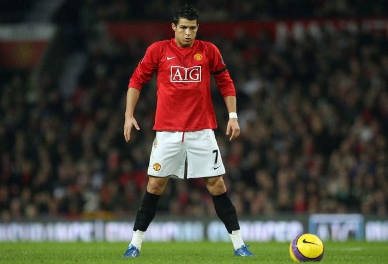 Cristiano Ronaldo ngôi sao bóng đá hàng đầu thế giới